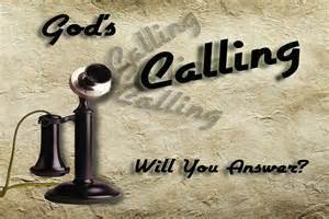 God's calling